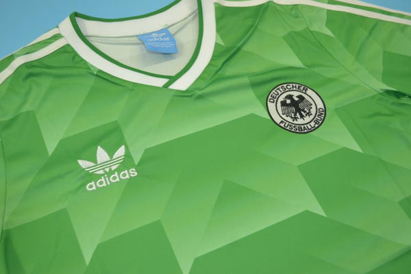 GERMANY 1990 WORLD CUP AWAY  JERSEY