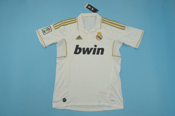 REAL MADRID 2011-2012 HOME JERSEY