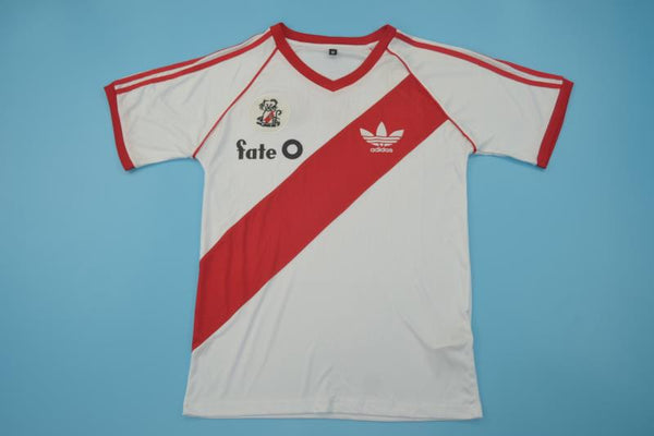 RIVER PLATE 1986 HOME JERSEY