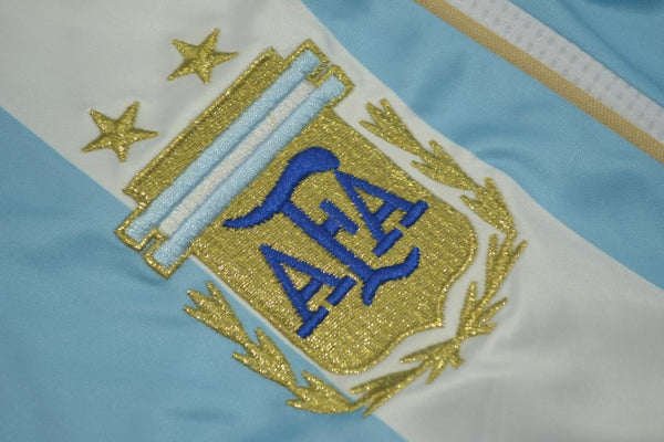 ARGENTINA 2006 WORLD CUP HOME  JERSEY