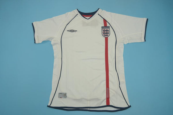 ENGLAND 2002 WORLD CUP HOME JERSEY