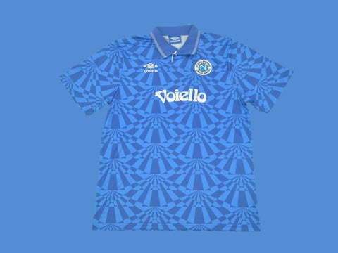NAPOLES NAPOLI 1991 1993  HOME JERSEY