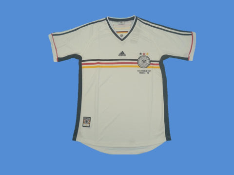 GERMANY 1998 WORLD CUP HOME JERSEY