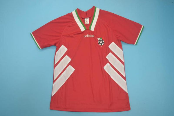 BULGARIA 1994 WORLD CUP AWAY JERSEY