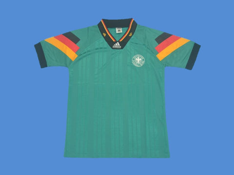 GERMANY 1992 AWAY JERSEY