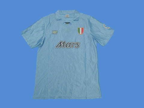 NAPOLES NAPOLI 1990 1991 HOME JERSEY