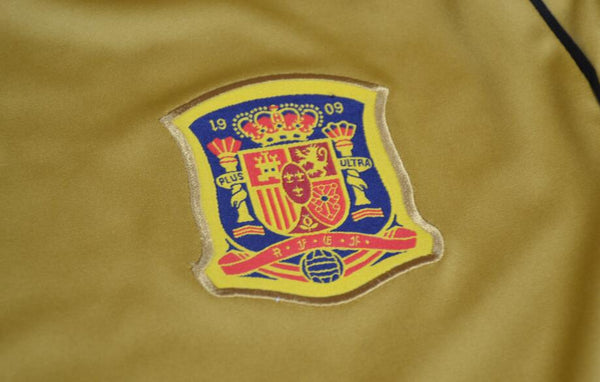 SPAIN 2008 EURO CUP AWAY JERSEY