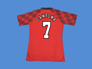 MANCHESTER UNITED 1996 CANTONA 7 HOME JERSEY