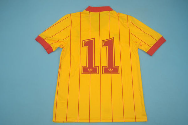 LIVERPOOL 1981 1984 AWAY JERSEY NUMBER 11