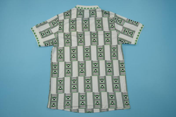 NIGERIA 1994 WORLD CUP HOME JERSEY