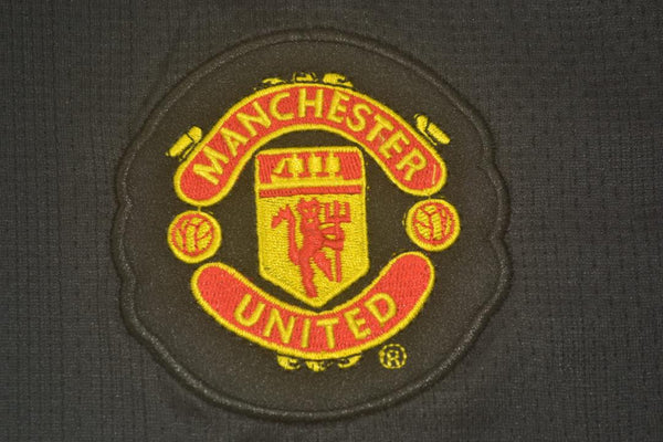 MANCHESTER UNITED 2007 2008 CHAMPIONS LEAGUE AWAY JERSEY