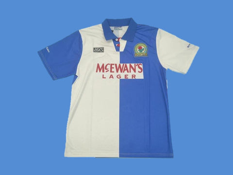 BLACKBURN 1994 1995 HOME  JERSEY