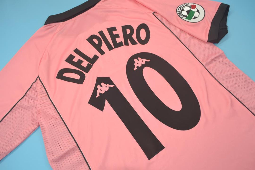 new style 0914d 03108 JUVENTUS 1997 1998 DEL PIERO 10 AWAY FOOTBALL SHIRT SOCCER ...