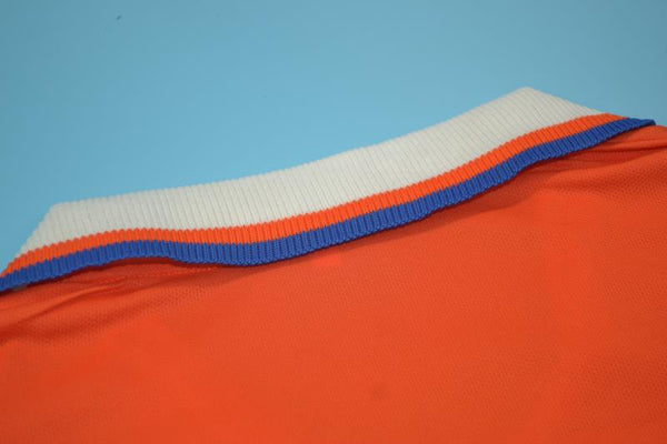 NETHERLANDS HOLLAND 1997 HOME  JERSEY