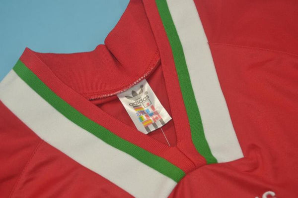 BULGARIA 1994 STOICHKOV 8 WORLD CUP AWAY JERSEY