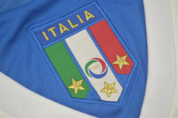 ITALY 2006 DE ROSSI 4 WORLD CUP AWAY  JERSEY