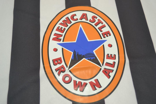 NEWCASTLE 1997 1999 ASPRILLA 11 HOME JERSEY