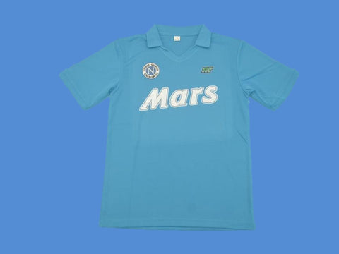 NAPOLES NAPOLI 1988 1989 HOME JERSEY
