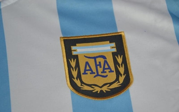 ARGENTINA 1999 BATISTUTA 9 WORLD CUP AWAY  JERSEY