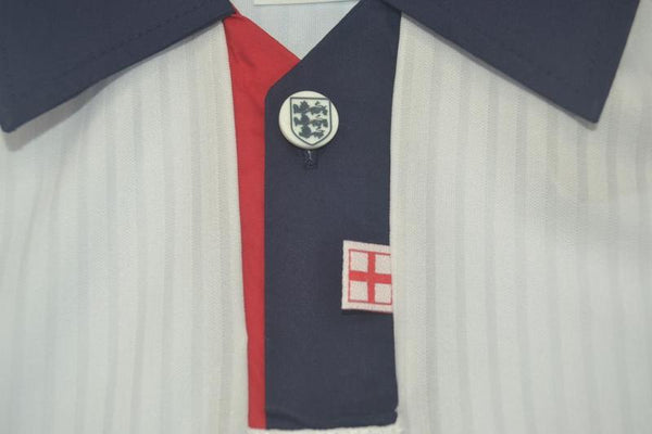 ENGLAND 1998 BECKHAM 7 WORLD CUP HOME JERSEY
