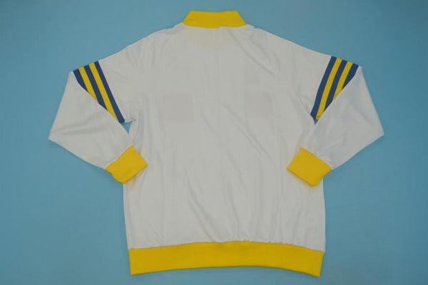 LEEDS WHITE JACKET 1978