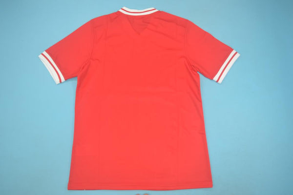 LIVERPOOL 1981 1984 HOME  JERSEY