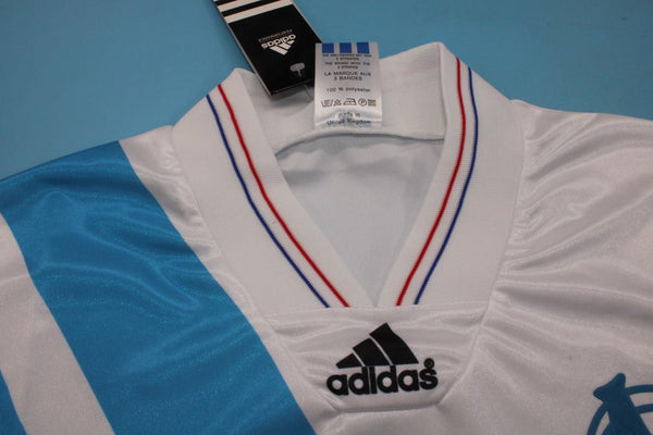 MARSEILLE 1993 HOME 25th ANNIVERSARY VERSION HOME JERSEY
