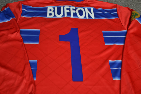 PARMA 1998 1999 BUFFON 1 GOALKEEPER  JERSEY