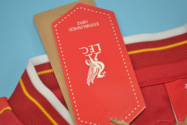 LIVERPOOL 1985 1986 HOME JERSEY