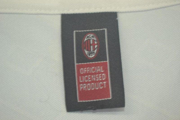 AC MILAN 1993 1994 NUMBER 6 AWAY JERSEY