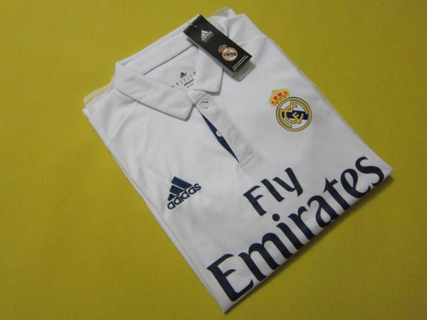 REAL MADRID 2016 2017 HOME JERSEY
