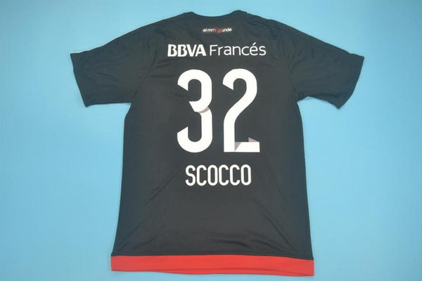 RIVER PLATE 2016 2017 CAMPEON SCOCCO 32 AWAY JERSEY