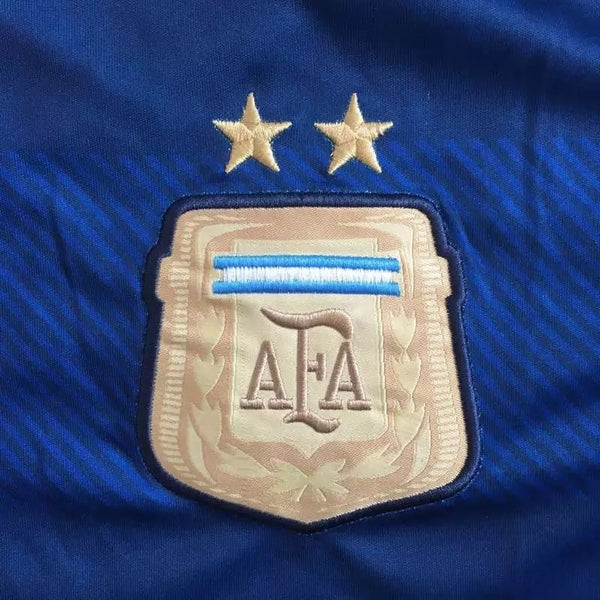 ARGENTINA 2014 WORLD CUP AWAY JERSEY