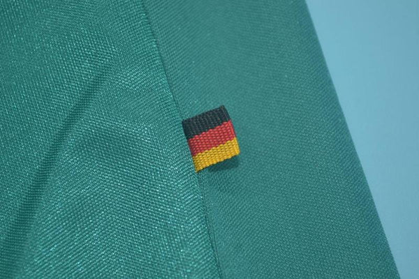 GERMANY 1998 BIERHOFF 20 WORLD CUP AWAY JERSEY