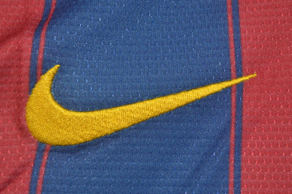 BARCELONA 2009 2010 WORLD CHAMPIONS HOME JERSEY