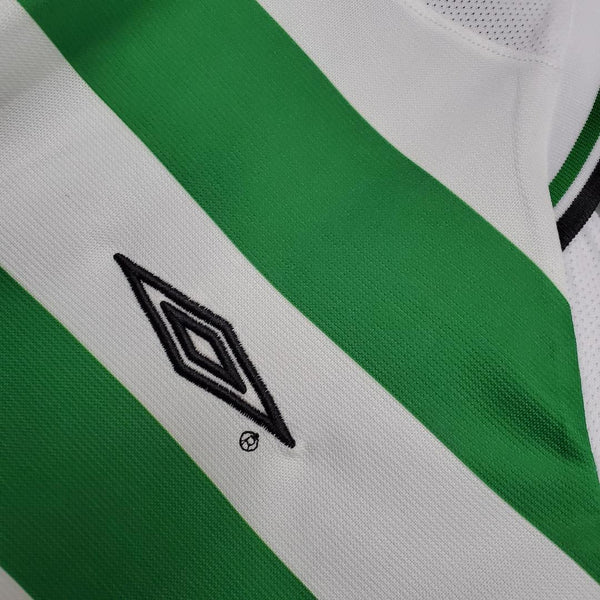 CELTIC 2001 2003 HOME JERSEY