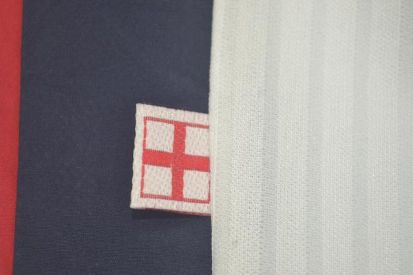 ENGLAND 1998 HOME  JERSEY