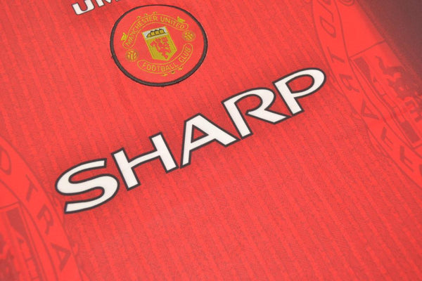 MANCHESTER UNITED 1996 HOME JERSEY