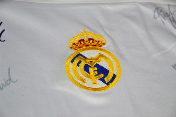 REAL MADRID 1994 1996 HOME JERSEY