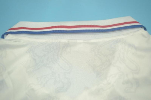 NETHERLANDS HOLLAND 1995 AWAY  JERSEY