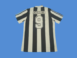 NEWCASTLE 1995 1996 1997 SHEARER 9 HOME JERSEY