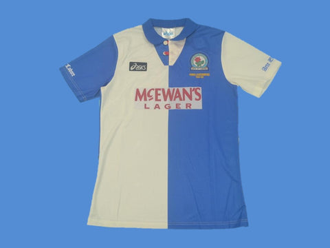 BLACKBURN 1995 1996 HOME  JERSEY