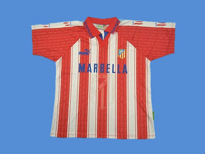 ATLETICO MADRID 1994 1995 HOME JERSEY