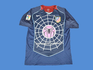 ATLETICO MADRID 2004 2005 AWAY JERSEY
