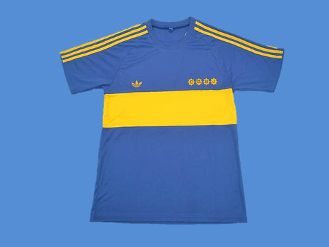 BOCA JUNIORS 1981 HOME  JERSEY