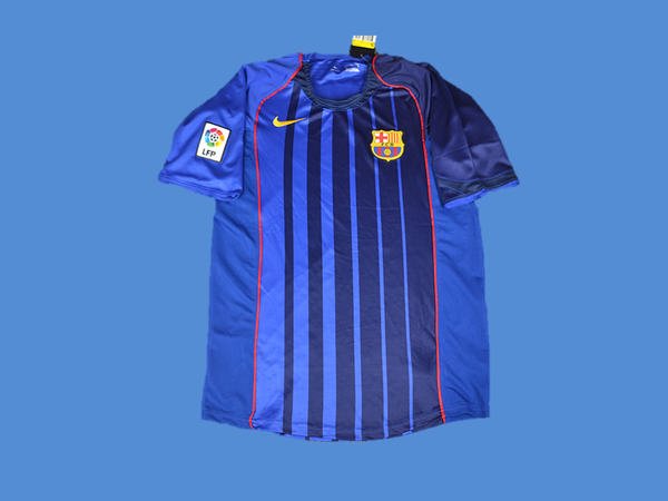 BARCELONA 2004 2005 MESSI 30  AWAY  JERSEY