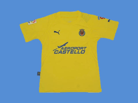VILLAREAL 2005 2006 HOME JERSEY
