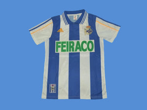 DEPORTIVO 1999 2000 HOME JERSEY
