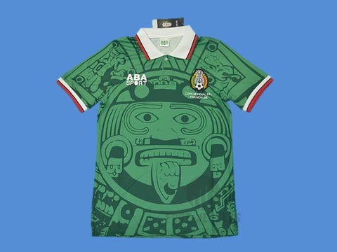 MEXICO 1998 WORLD CUP HOME JERSEY