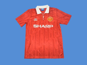 MANCHESTER UNITED 1994 HOME JERSEY